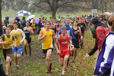 Boys AA Race