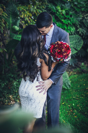 Mr. and Mrs. Rojas