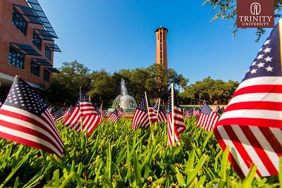 9/11 Memorial - Miller Fountain - 091117
