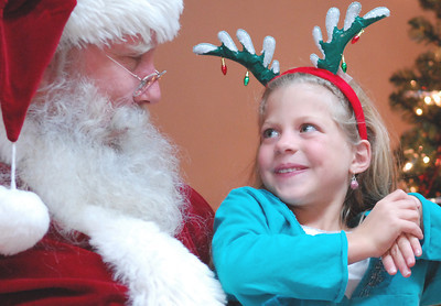 Santa in Ukiah