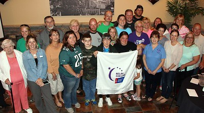 2015 Relay For Life Kick-Off Party, La Dolce Casa, Tamaqua (9-28-2014)