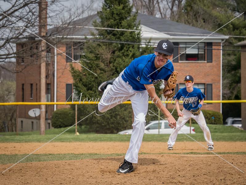 CCS Baseball 2017
