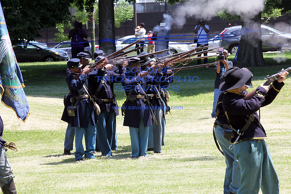Second Annual Civil War Family Day 6-14-14