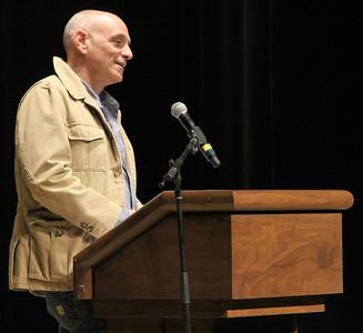 2019: Distinguished Speaker Eric Schlosser