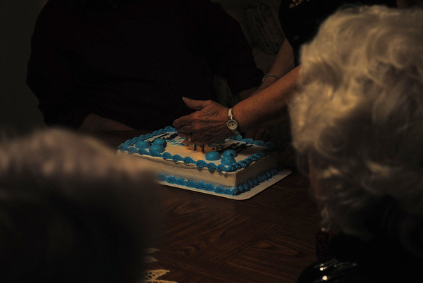 Uncle Vic's 75th birthday