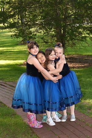 Dance Team at Lockridge Park