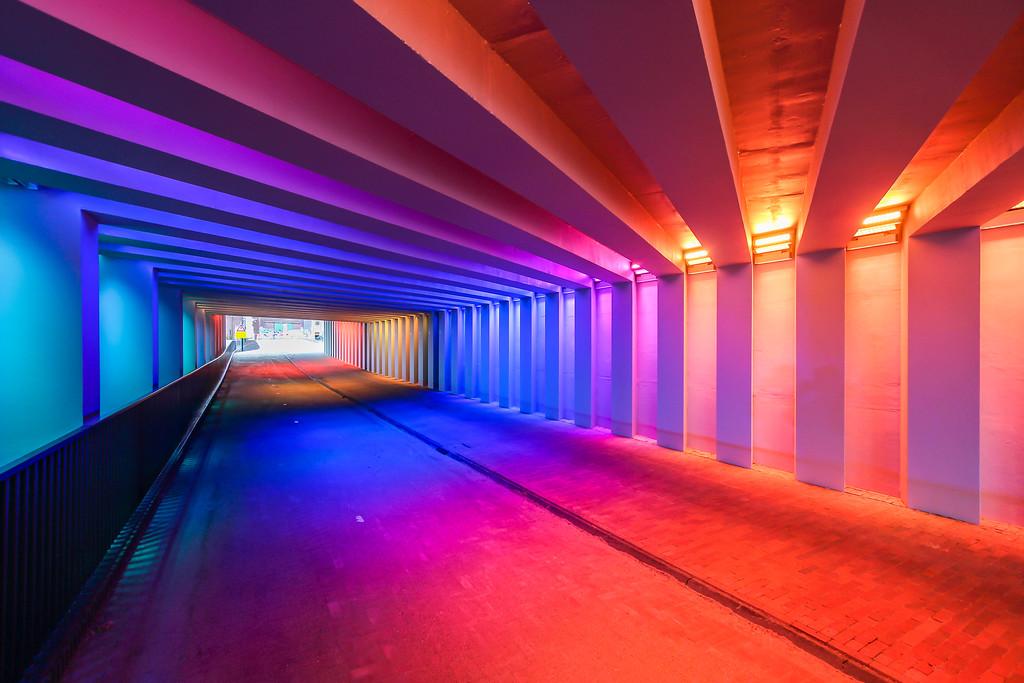 Bouw van de Marstunnel