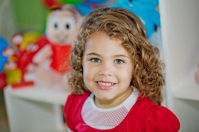 Aniversário |  Nathalia - 4 anos