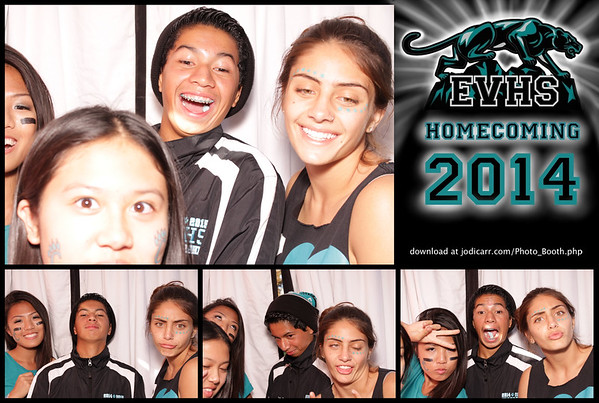 EVHS Homecoming October 24 and 25, 2014
