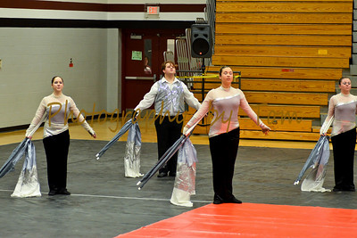 Parkway South HS Winter Guard