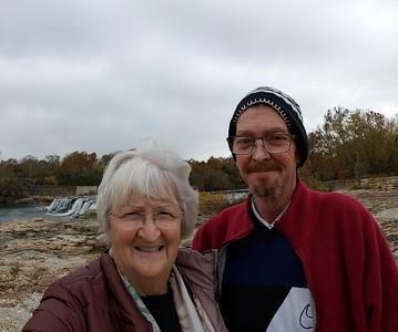 11-08-2018 Visiting Son John in Missouri