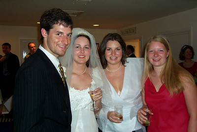 20000617 Katharine's Wedding (Reception)