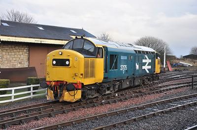 Bo'ness and Kinneil Railway. 29/12/12.