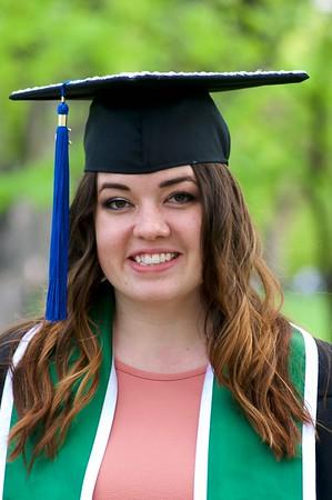 Kalena's Graduation