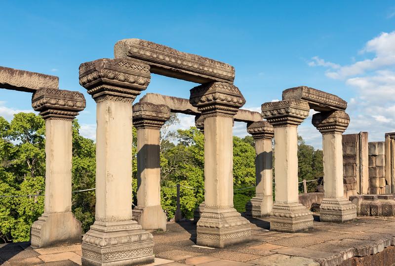 Baphuon Temple, Angkor