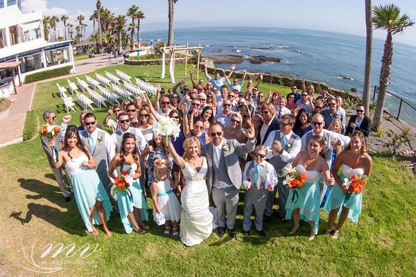 Allison & Matt Field Wedding