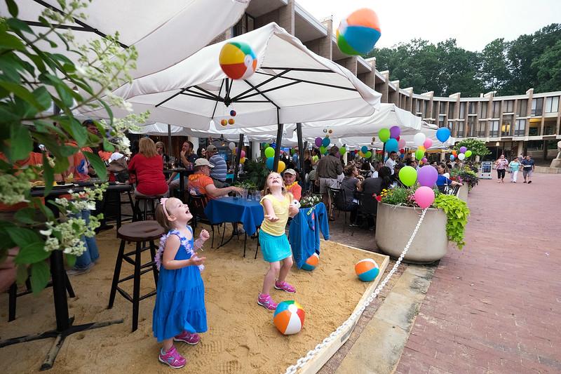 Beach party at Kalypso's Sports Tavern