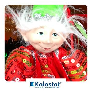 Kolostat Party de Noël 2019