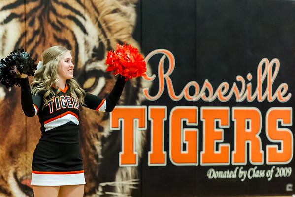 2018 Roseville High School Yearbook Divider