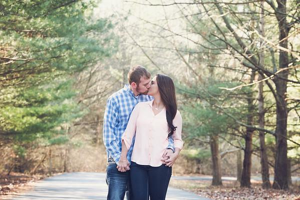 Ryan & Sarah  (Guyett Engagement)