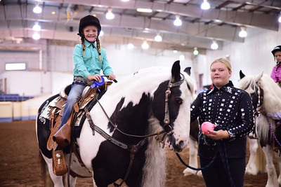 71 youth leadline under saddle