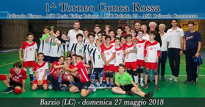 1^ Torneo Conca Rossa