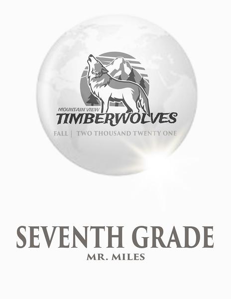 MVA  Seventh Grade 2021
