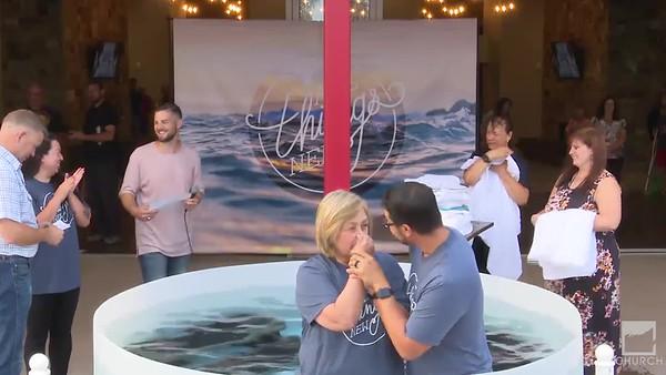 Baptisms Aug 2018