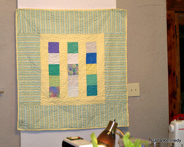 2015 03-18 Cristina, jamie  and Mary baby quilts