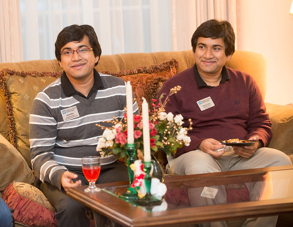 International Holiday Reception 2013