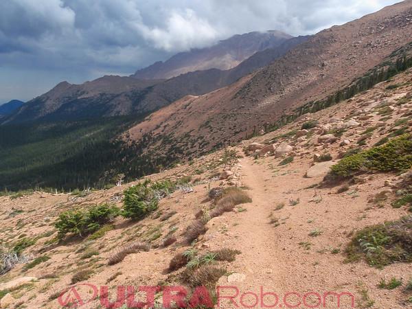 Pikes Peak/Elk Park/Barr Camp Mtb