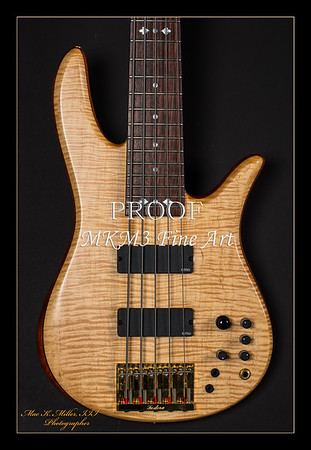 1951 Vic Wooten Classic 5 String