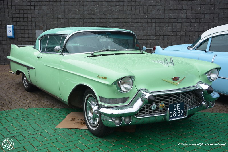 Cadillac Coupe De Ville 6.6, 1957