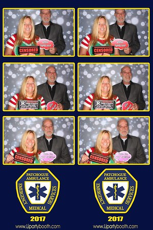 Patchogue Ambulance Holiday Party