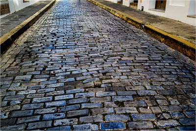 Blue Bricks of San Juan February 2016