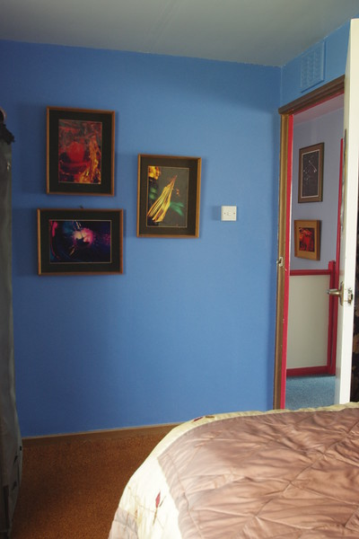 Examples in existing bedroom, 1