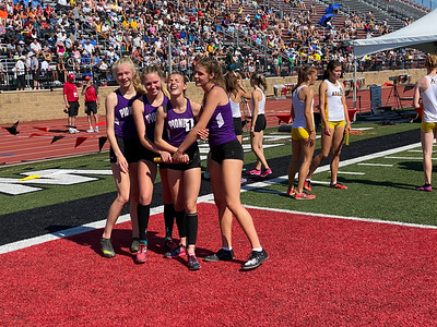 Awards - 2021 MHSAA LP T&F Finals - DIVISION ONE