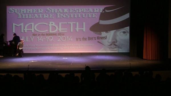 2014 Video Shakespeare Institute
