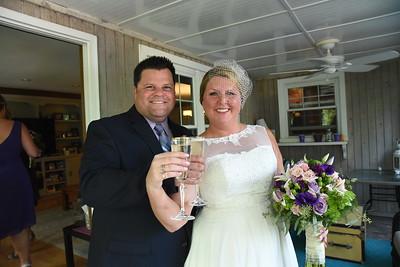 Lindsay and David- Wedding- Ceremony, Formals, Candids