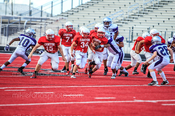 Freshman Cougar Football