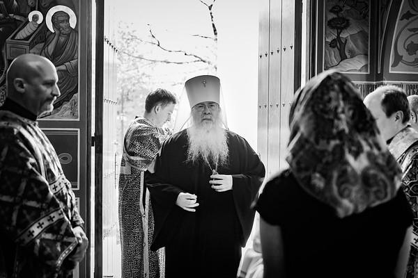 Hierarchical Liturgy with Metropolitan Tikhon at St. Nicholas