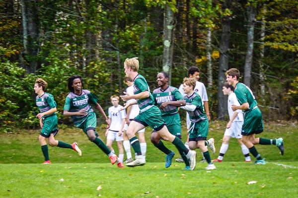 Family Weekend: Varsity Soccer vs. Hanover