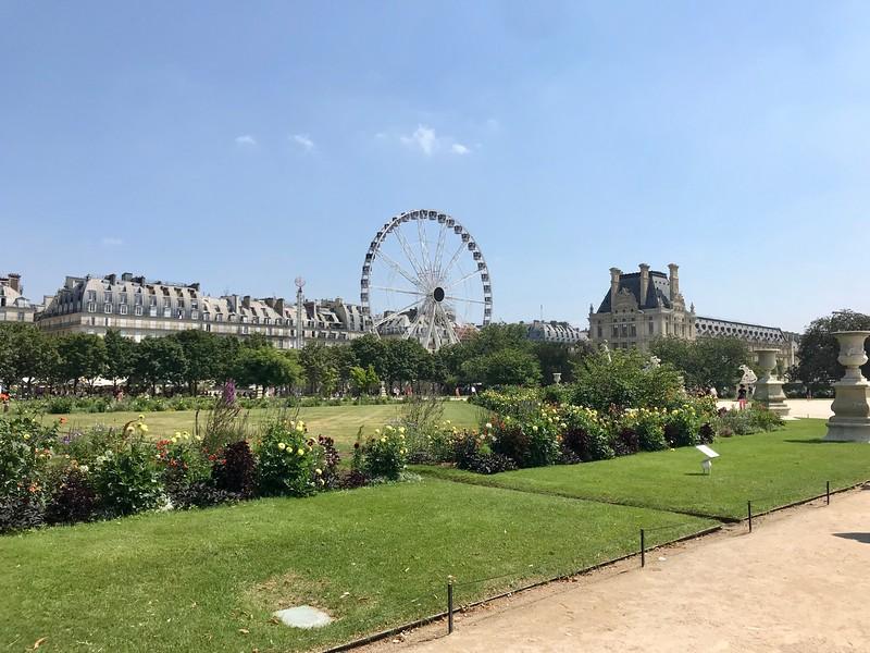 Jardin de Tuilieries