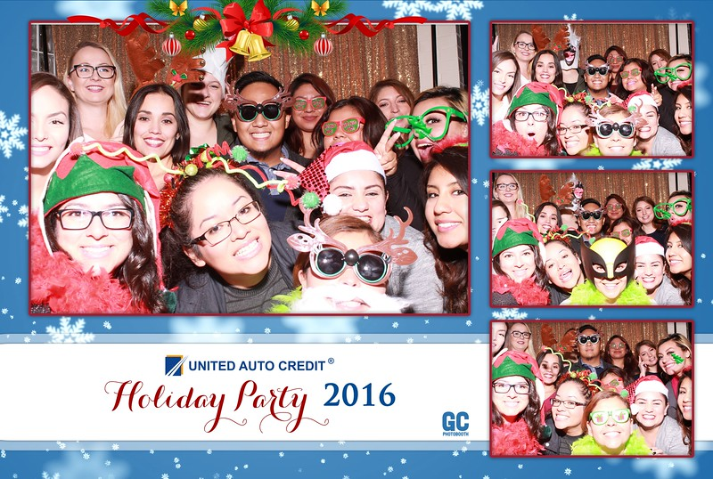 United Auto Credit Holiday Party