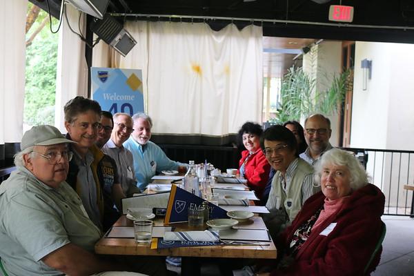40-Year Reunion Brunch   10.20.2018   General Muir