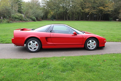 1991 Manual NSX Coupe