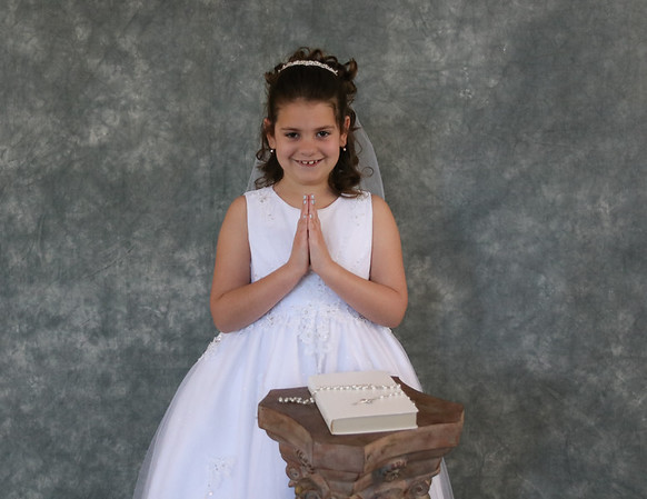 My 1st Holy Communion - Rossilli - May 18, 2019