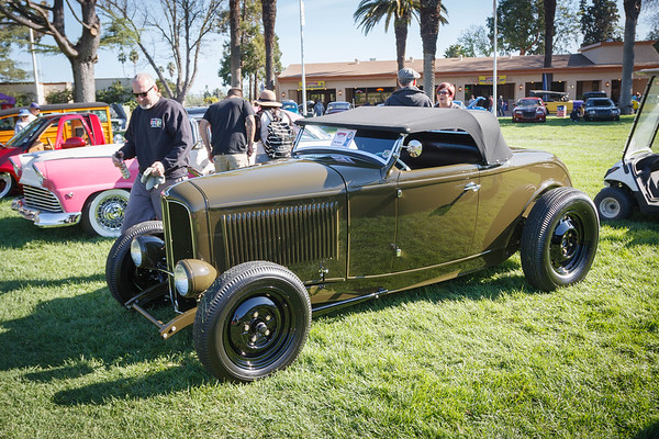 Goodguys 33rd All American Get-Together in Pleasanton, CA – March 2015