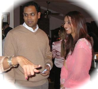 Purvi & Vijay