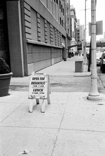 Open for meals  Canonet QL17 GIII